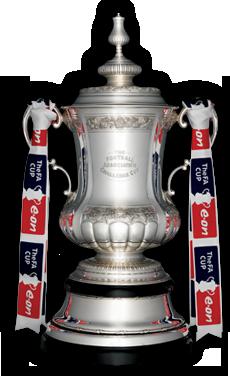 FA-Cup Trophäe